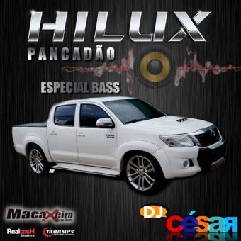 Hilux Pancadão Especial Bass