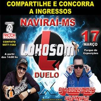 Duelo Lokosom Em Naviraí - Ms