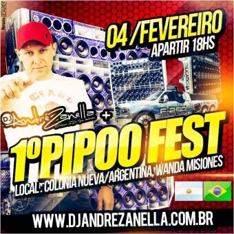 Pipo Fest Tour Argentina 2017