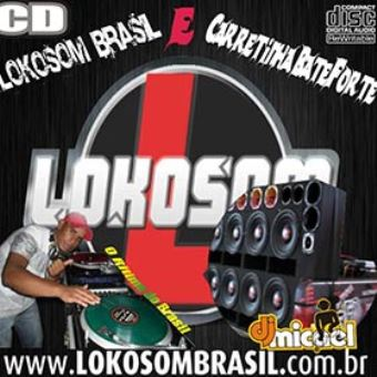 Lokosom Brasil E Carretinha Bateforte