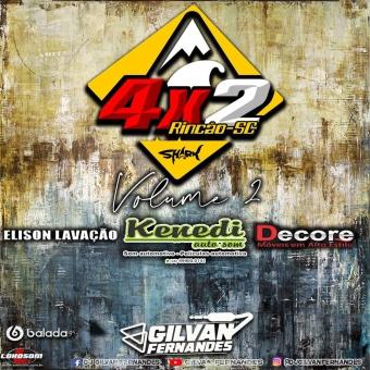Equipe Rincao 4x2 - Volume 2 - DJ Gilvan Fernandes