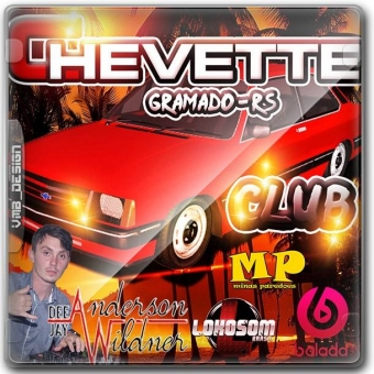 CD CHEVETTE CLUB - DJ ANDERSON WILDNER