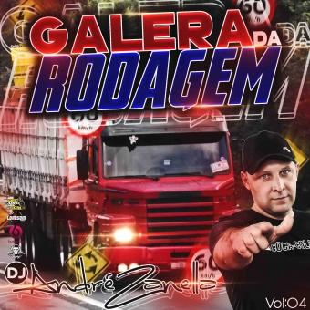 Galera da Rodagem Volume 4 ((Ao vivo))