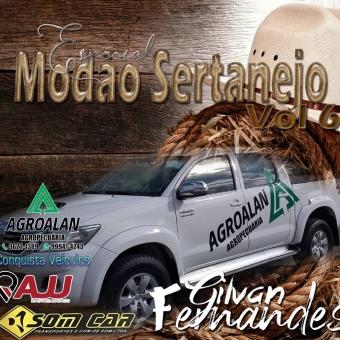Especial Modao Sertanejo Vol 6