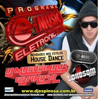 Programa E-music Ed. 303