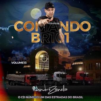 Comando Br 101 Volume 13 ((Ao vivo))