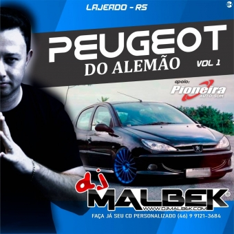 PEUGEOT DO ALEMÃO