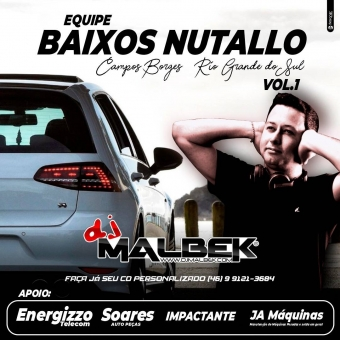 EQUIPE BAIXOS NUTALLO
