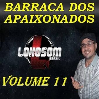 BARRACA DOS APAIXONADOS VOL 11