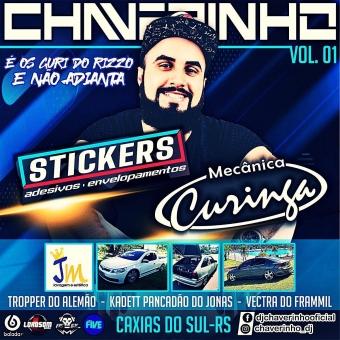 Stickers Adesivos e Envelopamentos e Mecânica Curinga Vol.1