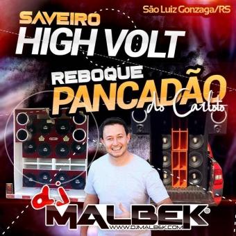 SAVEIRO HIGH VOLT E REBOQUE PANCADÃO