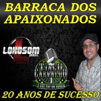 BARRACA DOS APAIXONADOS 20 ANOS