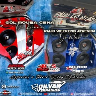 Gol Rouba Cena e Palio Weekend - DJ Gilvan Fernandes