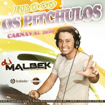 BLOCO OS PITCHULOS CARNAVAL 2016