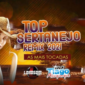 TOP SERTANEJO REMIX 2021 - AS MAIS TOCADAS
