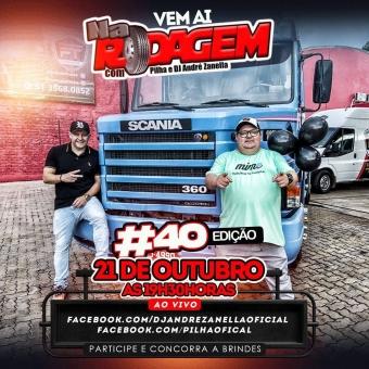 Programa Na Rodagem Volume 40 ((Ao Vivo))