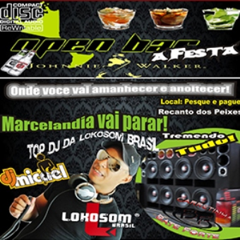 Open Bar A Festa - Marcelândia - Mt