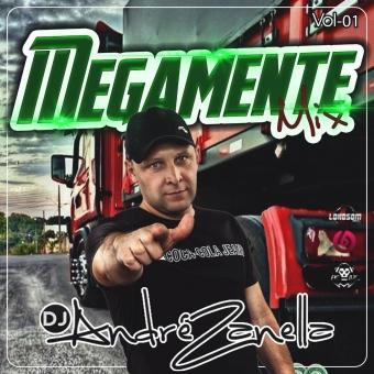 Megamente Mix Volume 1 ((Ao vivo com Falas))