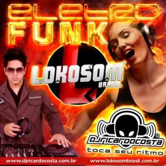 CD Eletro Funk Lokosom