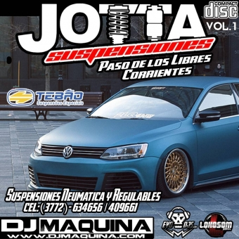 JOTTA SUSPENSIONES BY DJ MAQUINA