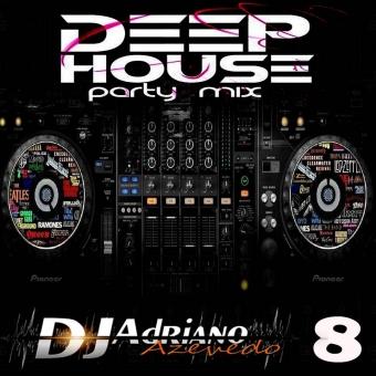 CD DEEP HOUSE VOL 8