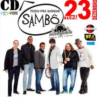 Cd Grupo Sambá + Dj Ricardo Costa Em Tupã Sp