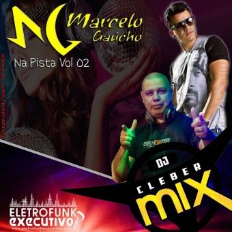 Cd Marcelo Gaucho Na Pista Vol 02 2017