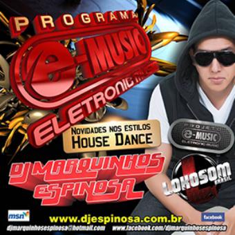 Programa E-music 2013 Vol. 02