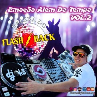 VOL.2 GALERA DO FLASH BACK