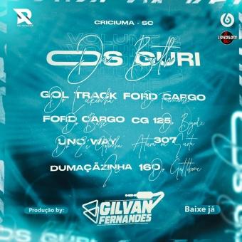 Os Guri Da Beth Volume 02 - DJ Gilvan Fernandes