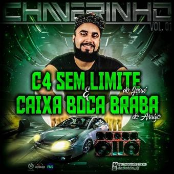 C4 Sem Limite Do Josué e Caixa Boca Braba Do Araújo Vol.1