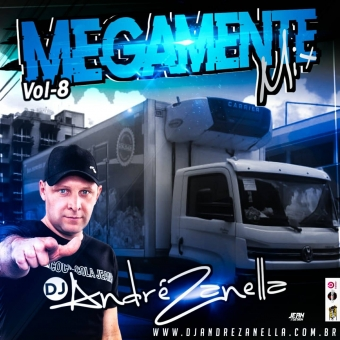 Megamente Mix Volume 8 ((ao vivo))