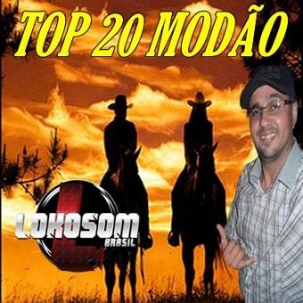 TOP 20 MODÃO