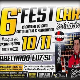 6º Fest Car Beneficiente -Abelardo Luz
