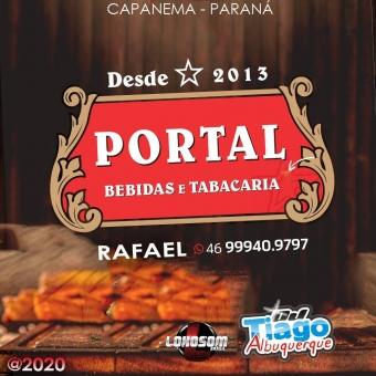 PORTAL BEBIDAS & TABACARIA - CAPANEMA - PR - DJ TIAGO ALBUQUERQUE - 2020