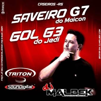 SAVEIRO G7 DO MAICON E GOL G3 DO JEDI