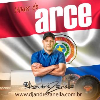 Hilux do Arce - Sound Car Paraguai
