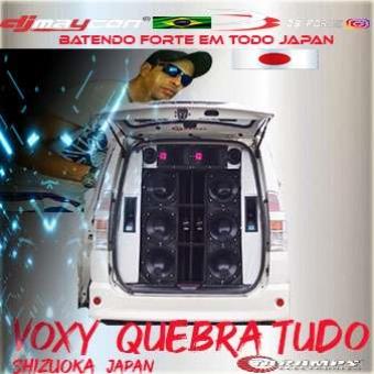 VOX QUEBRA TUDO SHIZUOKA JAPAN