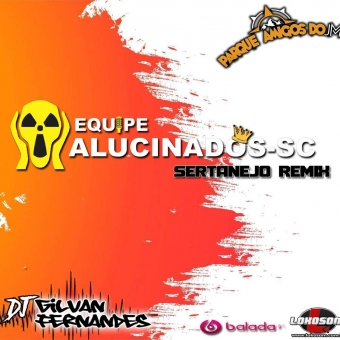 Equipe Alucinados SC - Sertanejo Remix