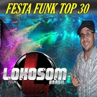 FESTA FUNK TOP 30