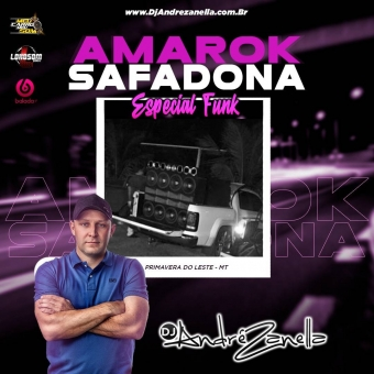 Amarok safadona especial Funk Automotivo