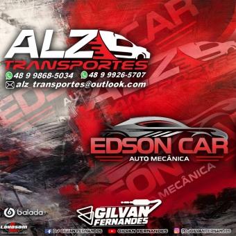 ALZ TRANSPORTES - EDSON CAR AUTO MECANICA - DJ Gilvan Fernandes