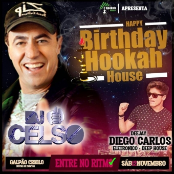 Hokah - Dj Celso AO vivo Whats 47 -91200675