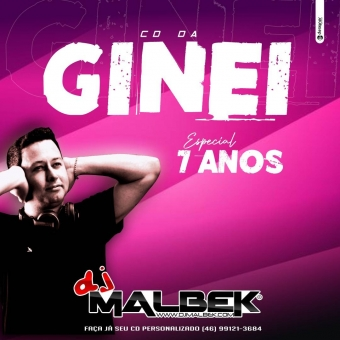 CD DA GINEI ESP 7 ANOS