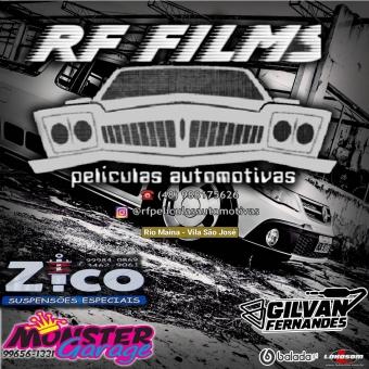 RF Films Peliculas Automotivas