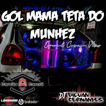 Gol Mama Teta Do Munhez - Apoio Carvao Carcril