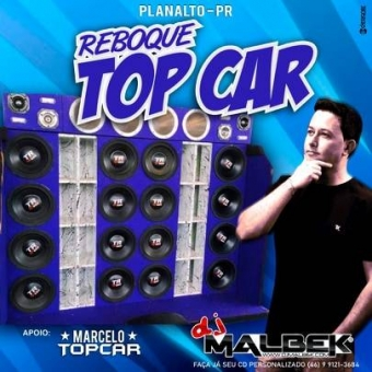 REBOQUE TOP CAR (AS 80 MELHORES)