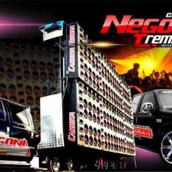 CD F 250 -CARRETA NEGONA TREMINHÃO -2019 ESPECIAL DE RACHA PRODUÇÃO  Dj Maycon  Db Force