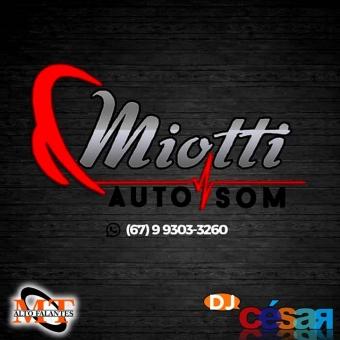 Miotti Auto Som - Volume 01