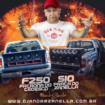 S10 Prata do Zanella e F250 Pratona do Tedesco